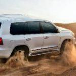 Dubai Desert Land Cruiser