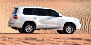 Dubai Desert Land Cruiser