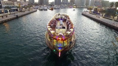 Dhow Cruise Marina Dubai Deals