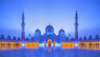 Abu dhabi Mosque 2