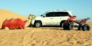 Dubai Desert Safari Packages